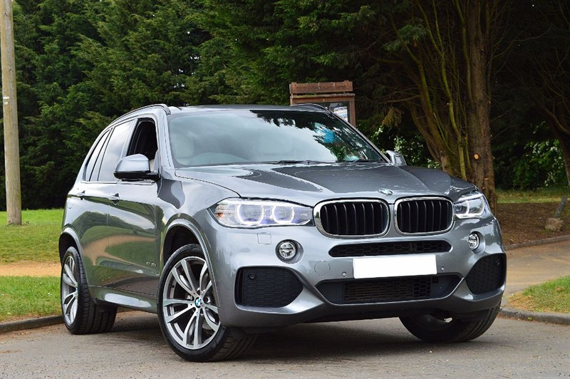 used BMW X5 XDRIVE30D M SPORT ** 1 OWNER ** HIGH SPEC ** in essex