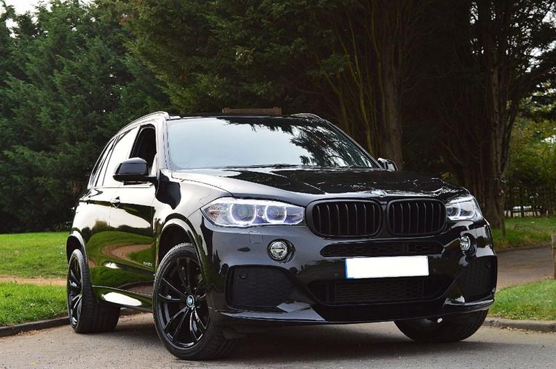 used BMW X5 XDRIVE30D M SPORT ** 7 SEATS ** M PERFORMANCE BODY KIT ** in essex