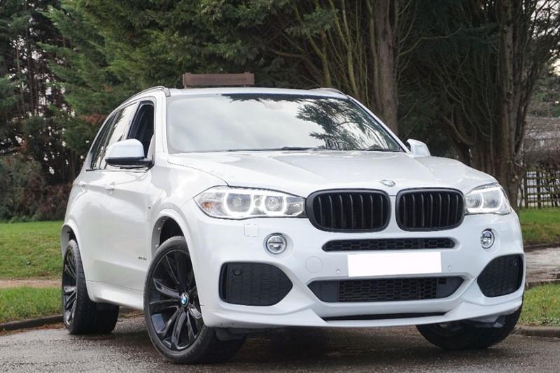 used BMW X5 XDRIVE30D M SPORT ** PAN ROOF ** HK HI FI **  in essex