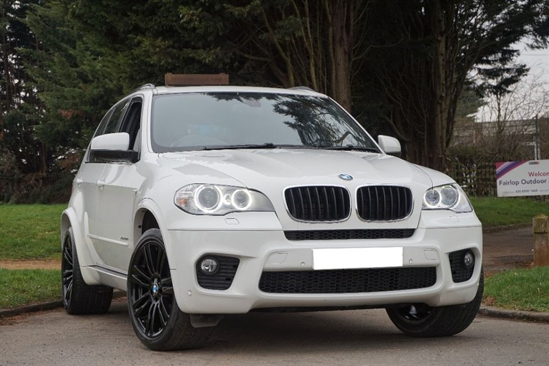 used BMW X5 XDRIVE30D M SPORT ** OVER £8000 OPTIONS ** 7 SEATS ** PAN ROOF ** in essex