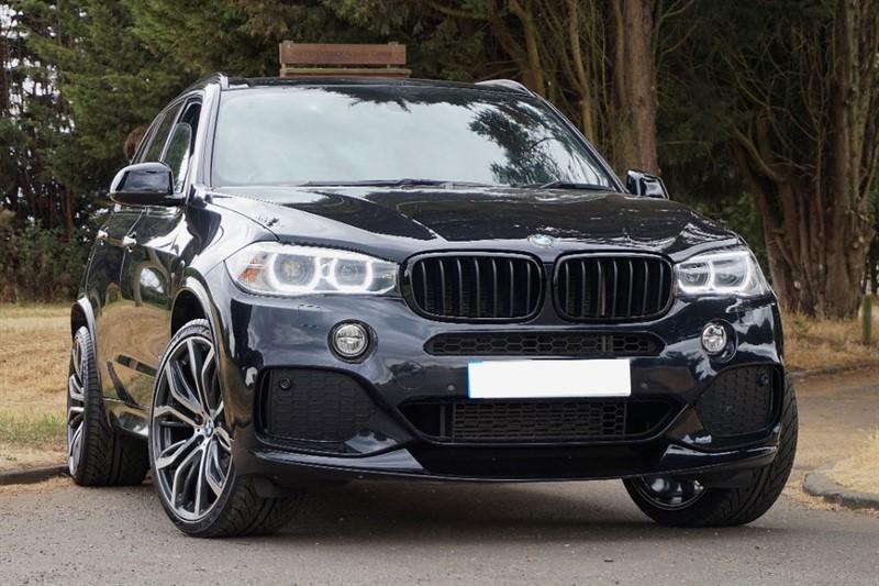 used BMW X5 XDRIVE30D M SPORT ** 7 SEATS **  in essex
