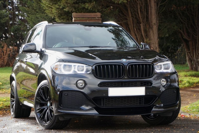 used BMW X5 XDRIVE40D M SPORT ** ULTIMATE SPECIFICATION ** OVER £14,000 OPTIONS **  in essex