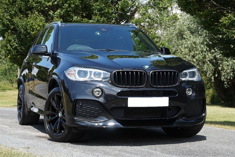 used BMW X5 XDRIVE30D M SPORT ** VENTILATED & COMFORT SEATS ** in essex