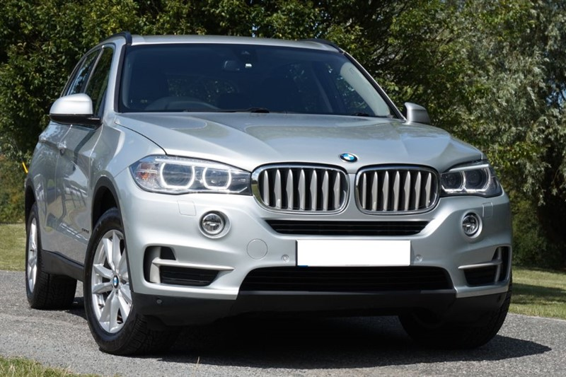 used BMW X5 XDRIVE40D SE ** FACE LIFT ** 2017 in essex