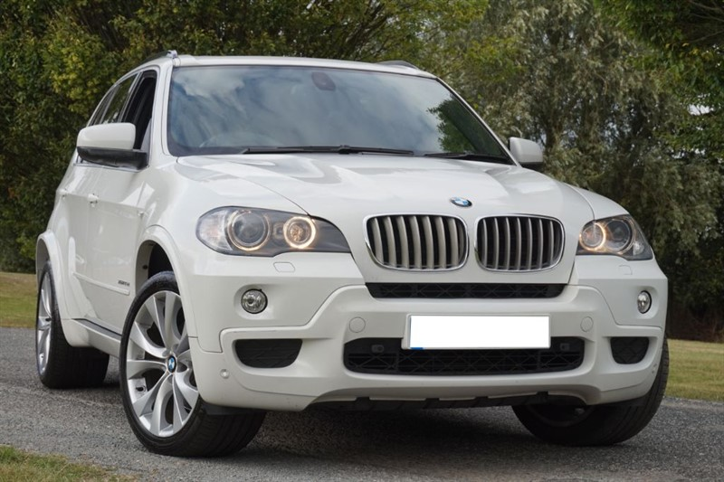 used BMW X5 XDRIVE35D M SPORT ** PAN ROOF ** 7 SEATS  in essex