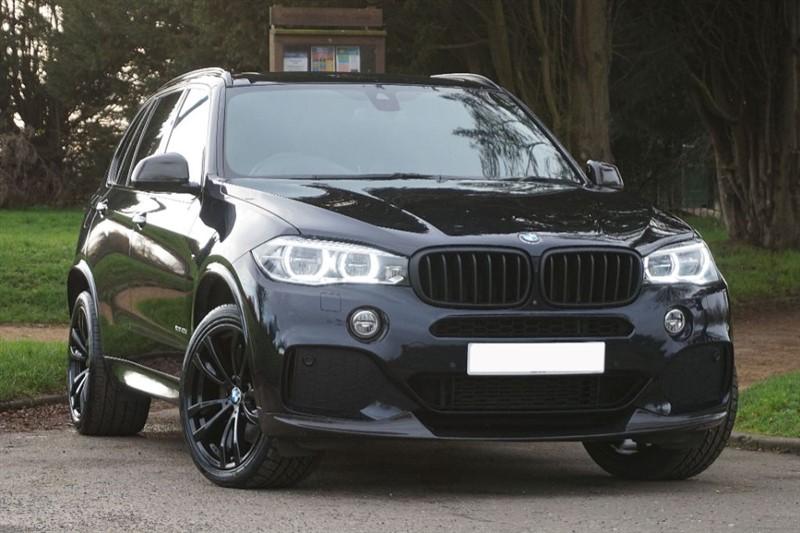used BMW X5 XDRIVE40D M SPORT ** 7 SEATS + £14000 + OPTIONS *  in essex