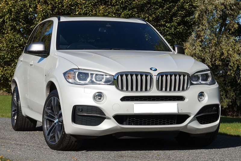 used BMW X5 M M50D ** PAN ROOF & COMFORT SEATS **  in essex