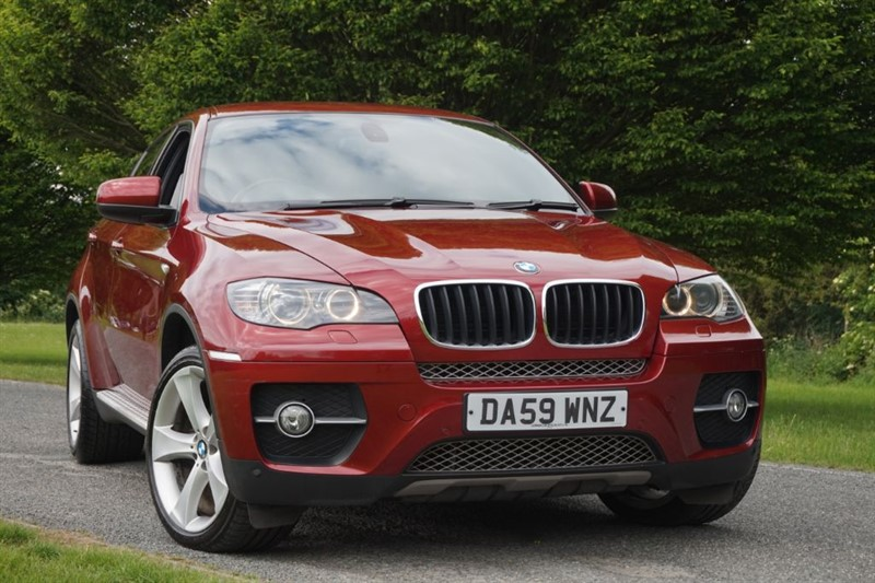 "used BMW X6 XDRIVE30D ** 20"" ALLOYS ** 2010 SPEC PRO NAV ** in essex"