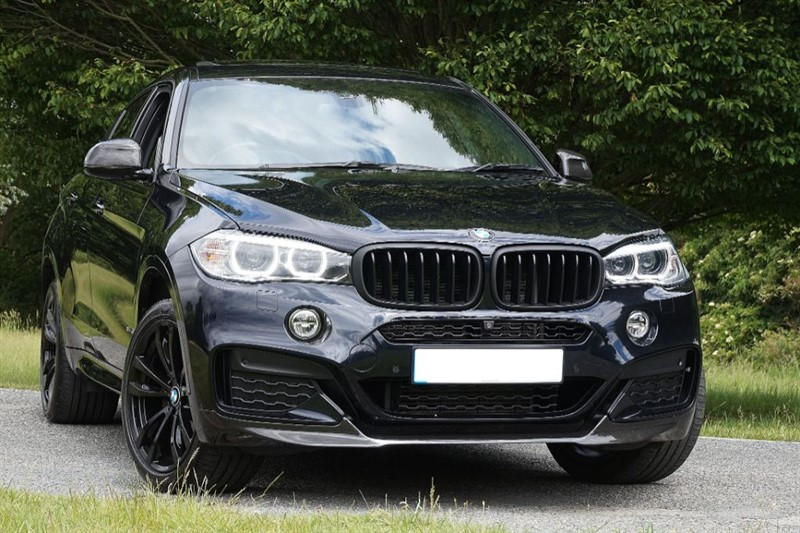 used BMW X6 XDRIVE30D M SPORT ** ULTIMATE SPEC X6 ** OVER £15,000 OPTIONS ** in essex