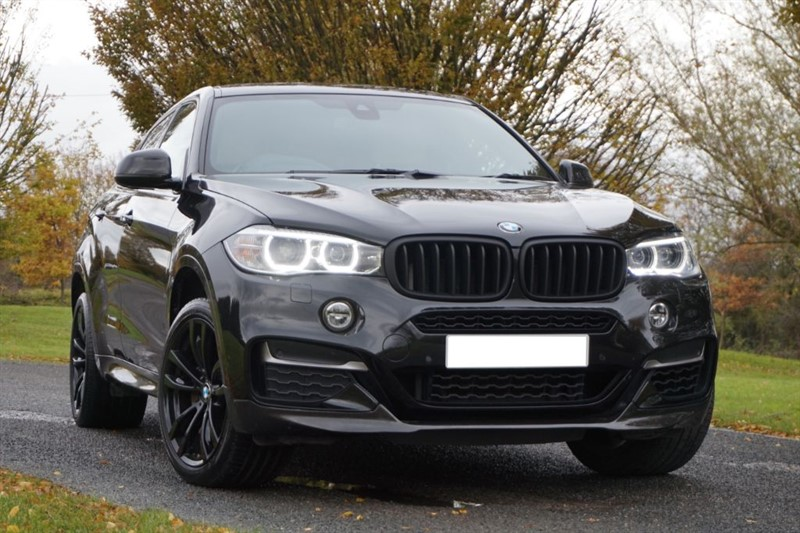 used BMW X6 M 50D ** TRIPLE TURBO ** FACE LIFT **  in essex