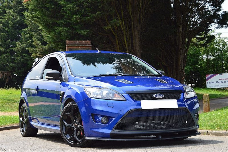 used Ford Focus ST-3 ** BIG MODS ** REVO STAGE 2 MAP ** in essex
