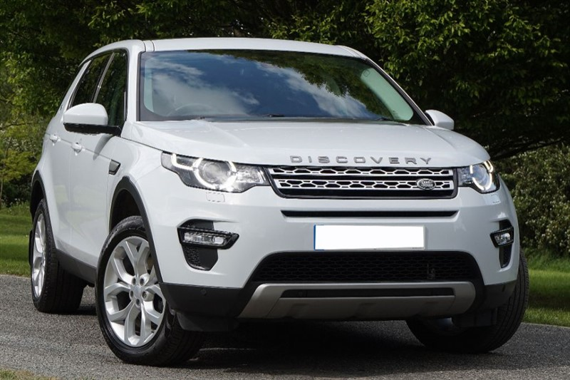 used Land Rover Discovery Sport TD4 HSE ** PAN ROOF ** 7 SEATS ** in essex