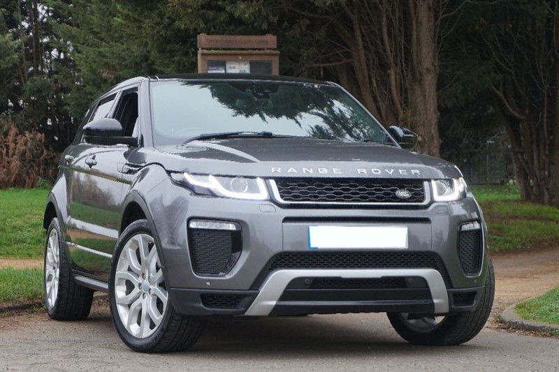 used Land Rover Range Rover Evoque TD4 HSE DYNAMIC ** PAN ROOF ** FULL SPEC ** in essex