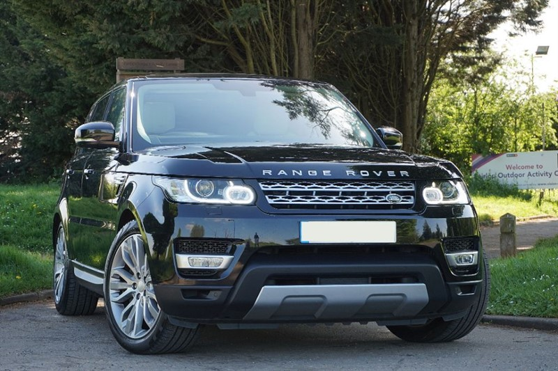 """used Land Rover Range Rover Sport SDV6 HSE ** PAN ROOF & 21"""" ALLOYS ** 1 OWNER FROM NEW ** in essex"""