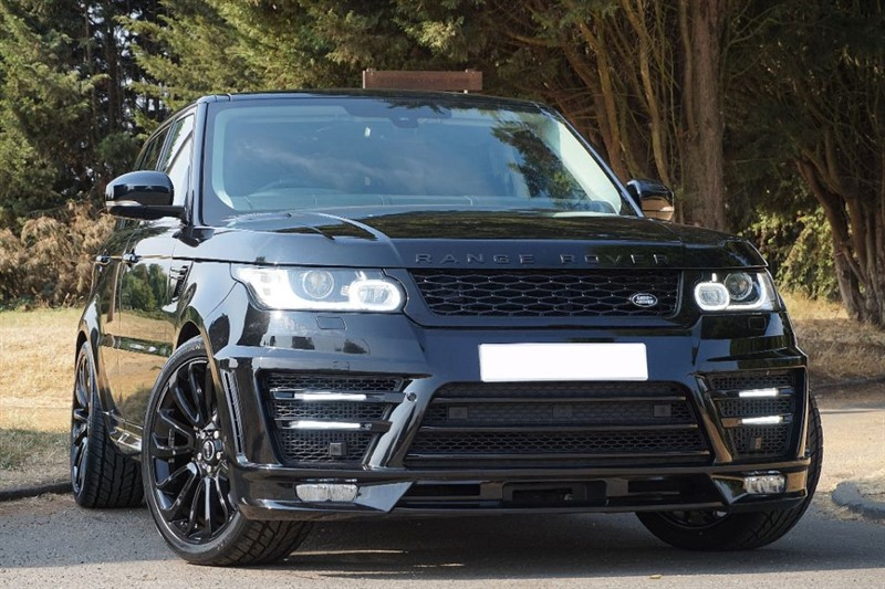 used Land Rover Range Rover Sport SDV6 HSE ** LUMMA BODY KIT ** in essex