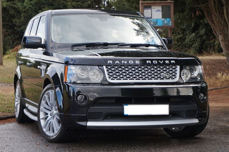 used Land Rover Range Rover Sport TDV6 HSE ** 1 OWNER FROM NEW ** AUTOBIOGRAPHY STYLING ** in essex
