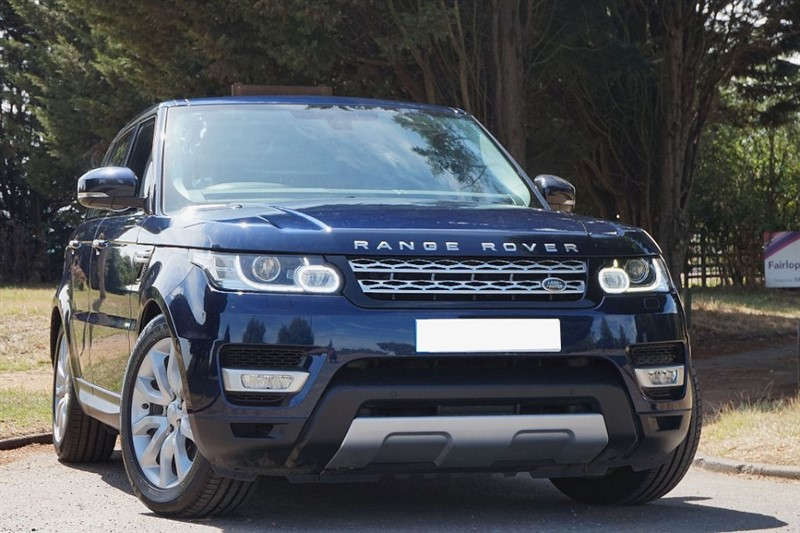 used Land Rover Range Rover Sport SDV6 HSE ** 1 OWNER FROM NEW ** in essex