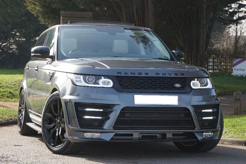used Land Rover Range Rover Sport SDV6 HSE ** ONLY 35K MILES ** 1 OWNER **  in essex