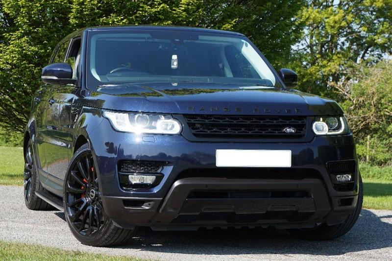 used Land Rover Range Rover Sport ** 7 SEATS + PAN ROOF + REAR ENTERTAINMENT ** in essex