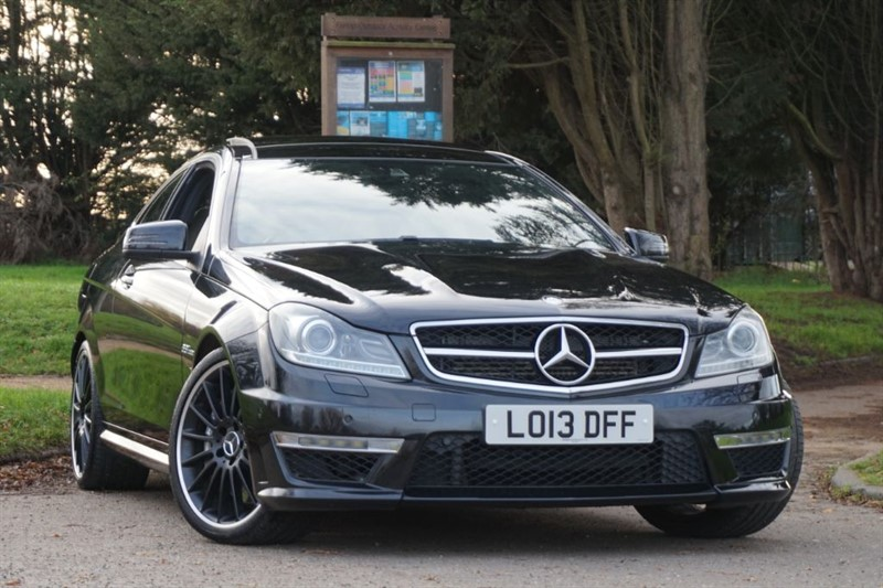 used Mercedes C63 AMG ** IMMACULATE EXAMPLE **  in essex