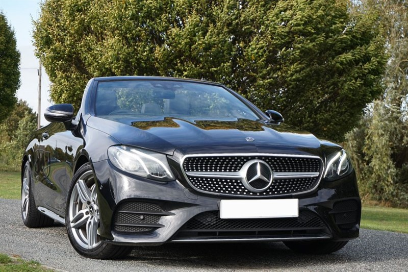 used Mercedes  E-CLASS E 220 D AMG LINE ** PREMIUM PACK ** in essex