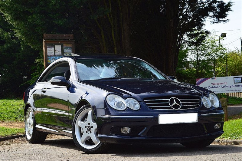 used Mercedes  CLK CLK55 AMG ** EXCEPTIONAL CONDITION ** in essex