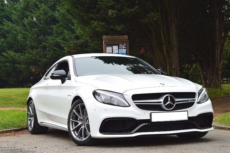 used Mercedes  C-CLASS AMG C 63 ** SPORTS EXHAUST & SELF PARK **  in essex