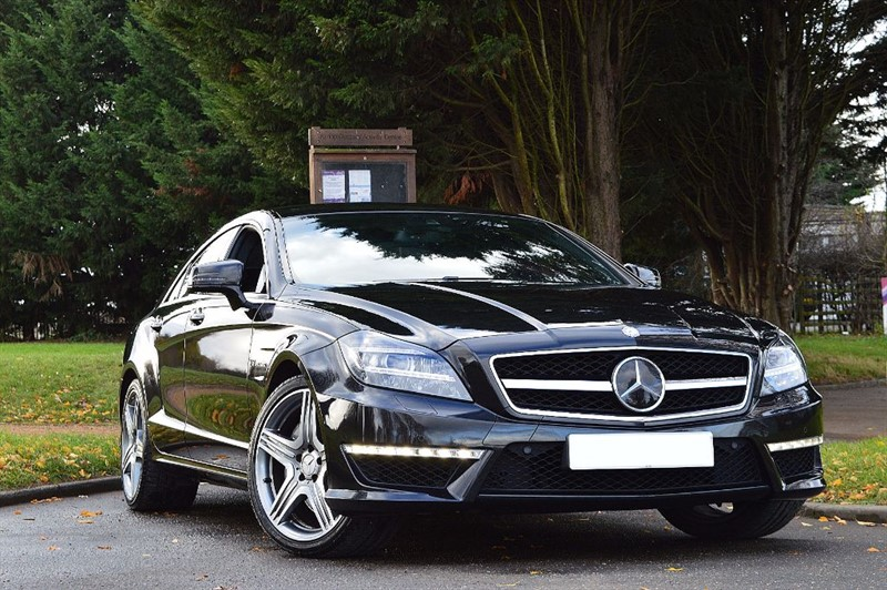 used Mercedes CLS CLS63 AMG ** IMMACULATE EXAMPLE && HIGH SPEC ** in essex