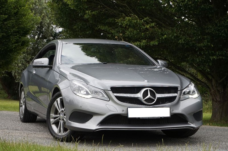 used Mercedes E220 CDI SE ** IMMACULATE EXAMPLE ** in essex