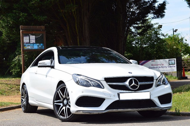 """used Mercedes E250 CDI AMG SPORT ** PAN ROOF & 19"""" ALLOYS **  in essex"""