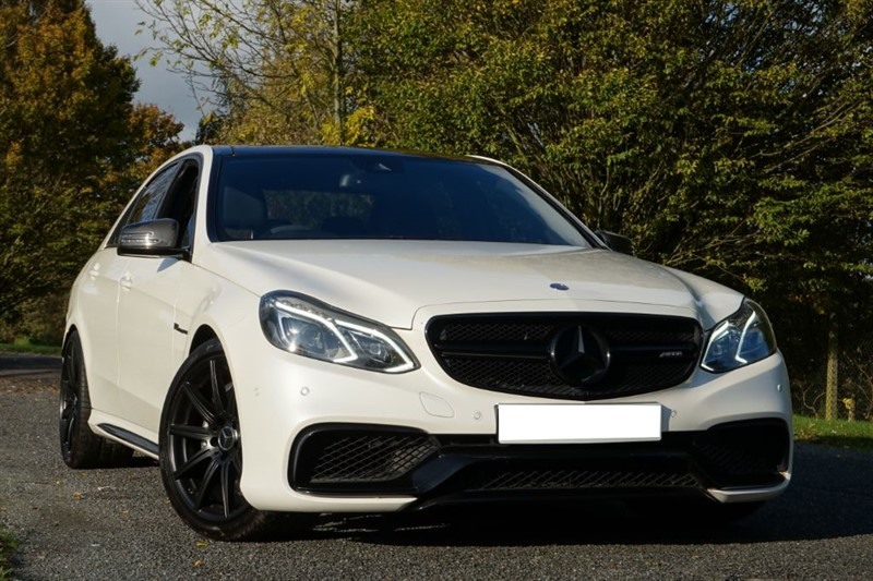 used Mercedes E63 AMG ** CARBON BODY STYLING ** EVERY OPTION ** in essex