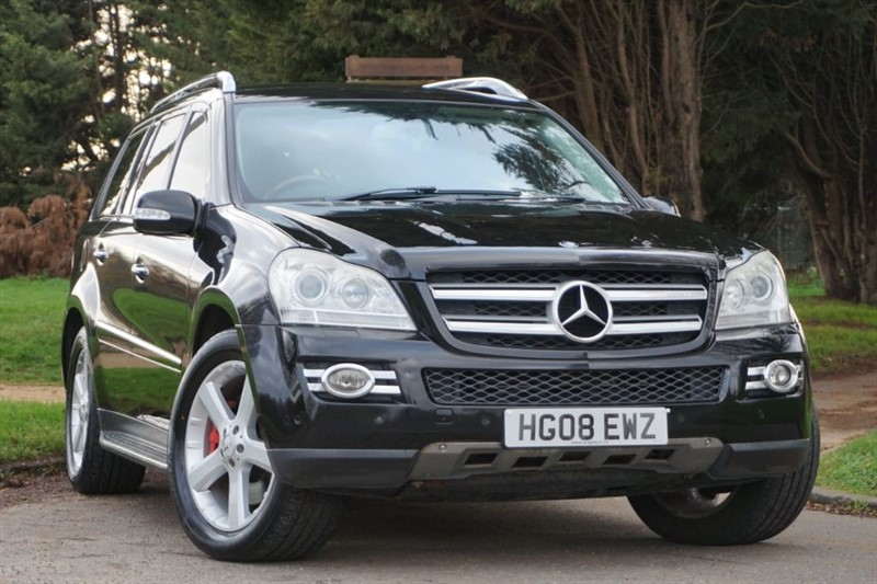 used Mercedes GL -CLASS GL420 CDI ** ONLY OWNERS FROM NEW ** in essex