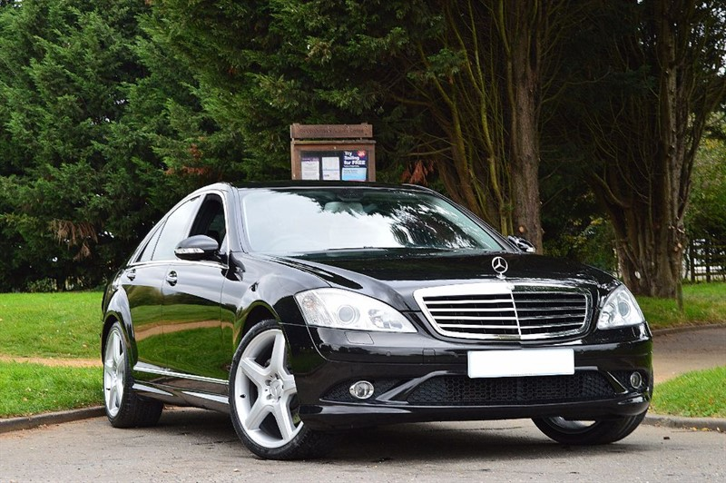 used Mercedes S320 CDI ** AMG BODY KIT & ALLOYS **  in essex