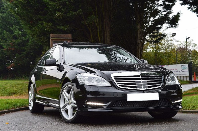 used Mercedes S350 BLUETEC in essex