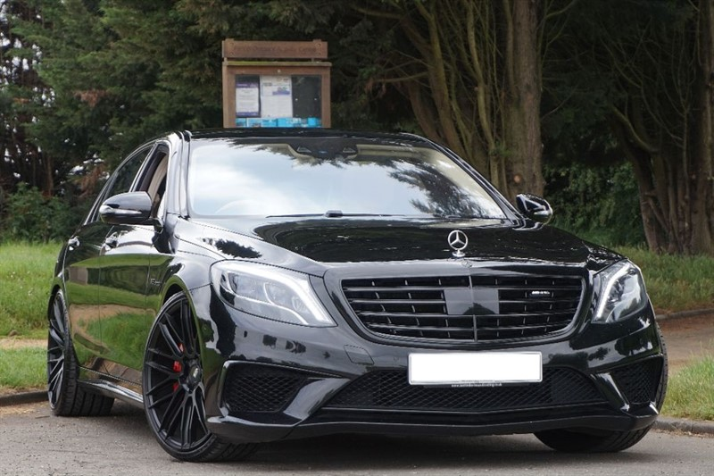 used Mercedes S63 AMG L EXECUTIVE ** THE ULTIMATE S63 AMG ** in essex