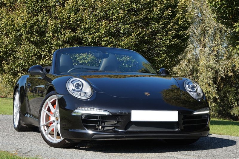 used Porsche 911 CARRERA S PDK ** 3.8 S WIDE BODY MODEL ** TOP SPEC ** in essex