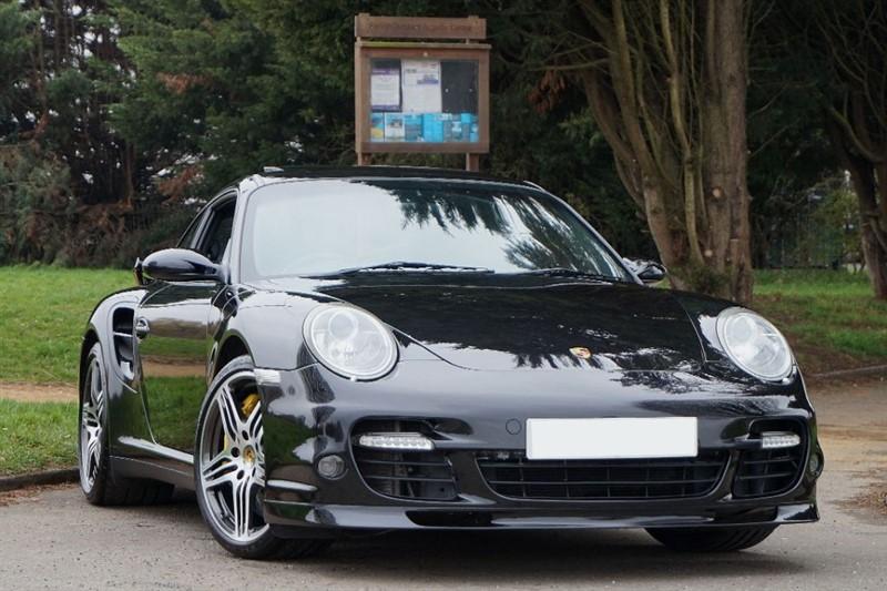 used Porsche 911 Turbo TIPTRONIC S ** 1 OWNER ** CERAMIC BRAKES ** AERO KIT ** in essex