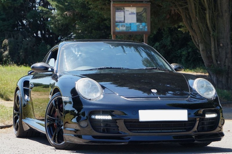 used Porsche 911 Turbo TIPTRONIC S ** TECHART CONVERSION ** in essex