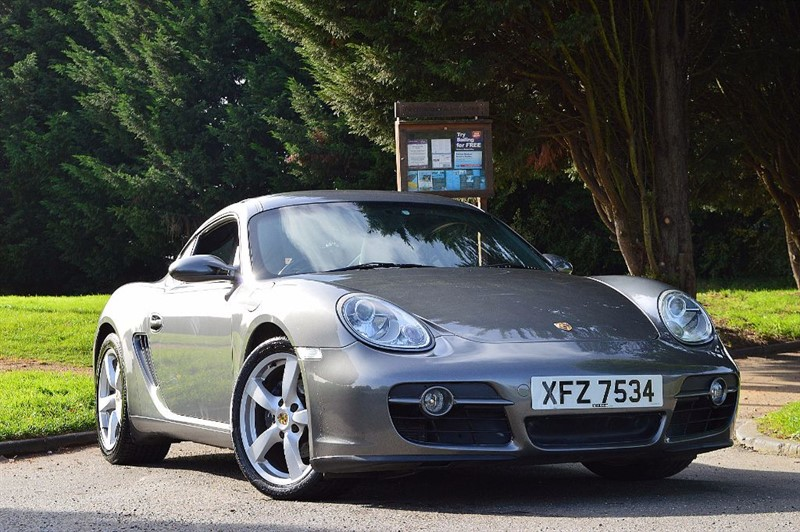 used Porsche Cayman 24V ** EXCEPTIONAL EXAMPLE ** in essex