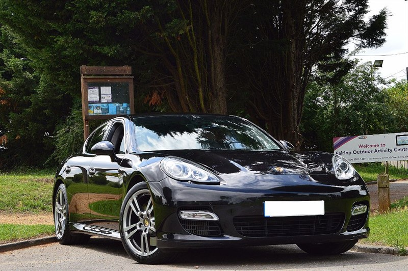 used Porsche Panamera TURBO PDK ** THE ULTIMATE SPECIFICATION ** in essex