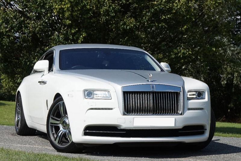 used Rolls-Royce Wraith ** 2 YEAR RR WARRANTY ** in essex