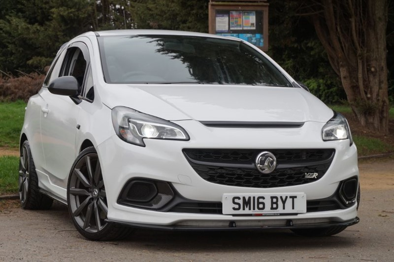 used Vauxhall Corsa VXR ** RE MAPPED ** CARBON EVERY WHERE ** in essex
