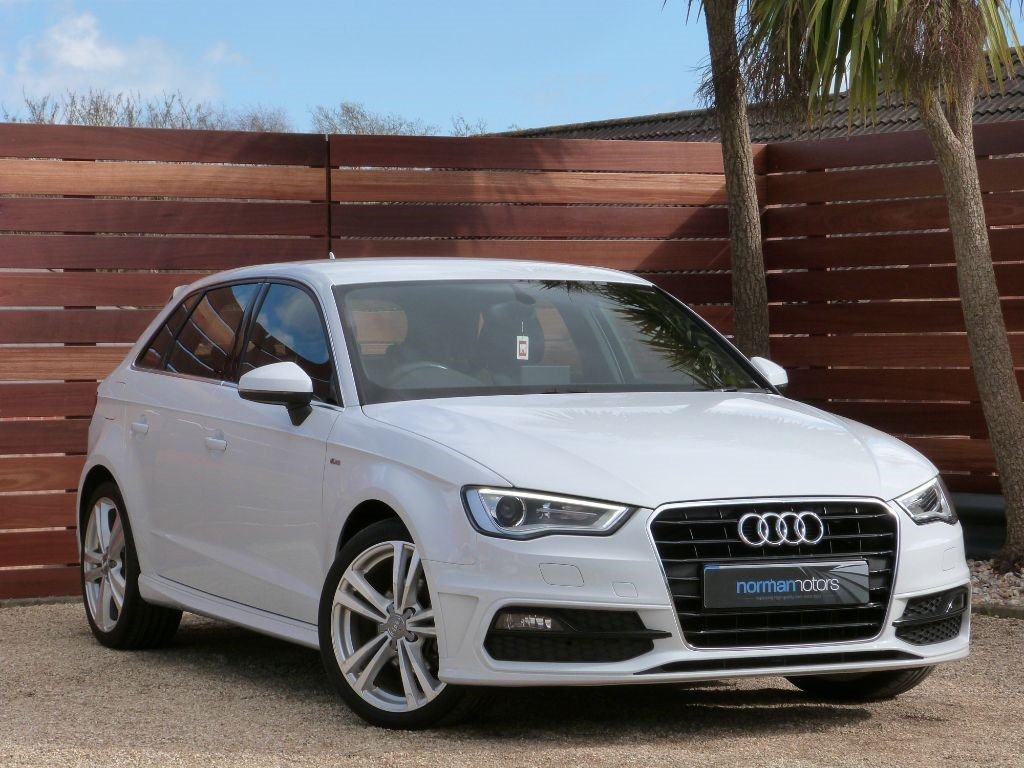 used white audi a3 for sale dorset. Black Bedroom Furniture Sets. Home Design Ideas