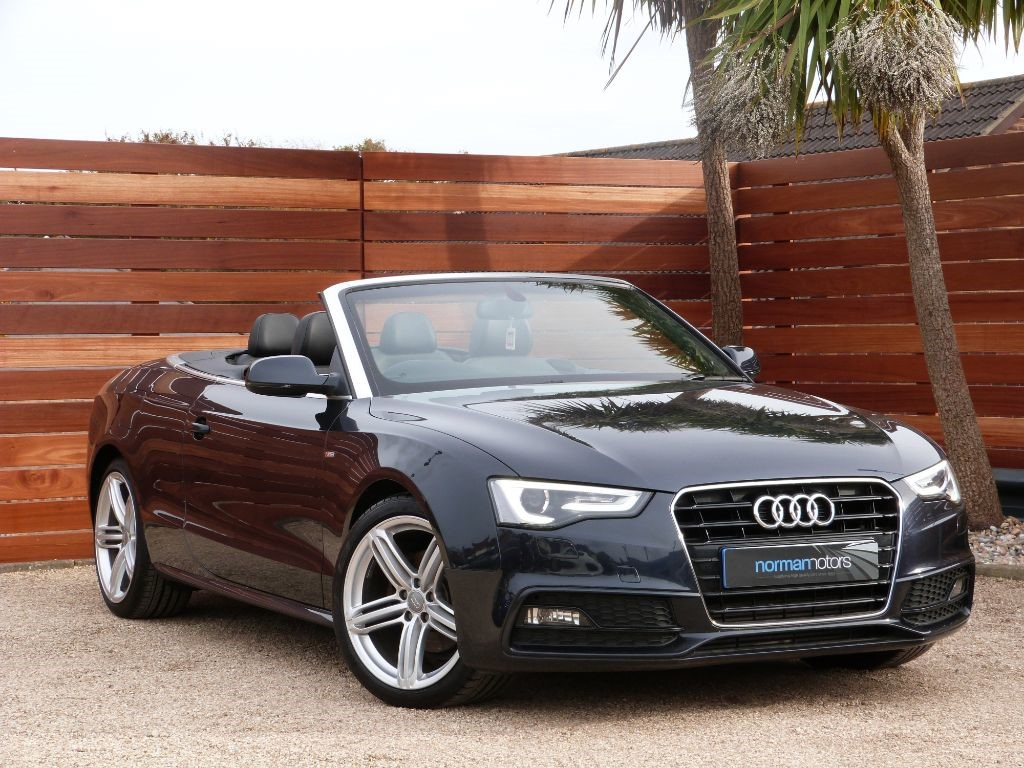 used moonlight blue audi a5 for sale dorset. Black Bedroom Furniture Sets. Home Design Ideas