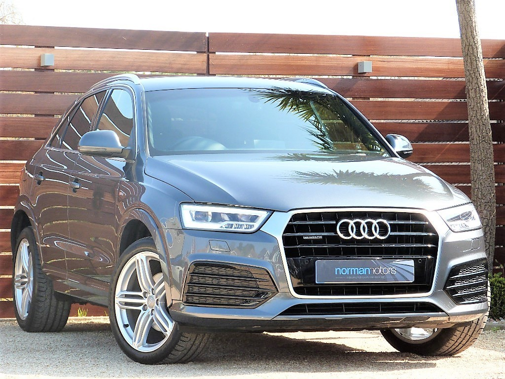 Used Grey Audi Q3 for Sale | Dorset
