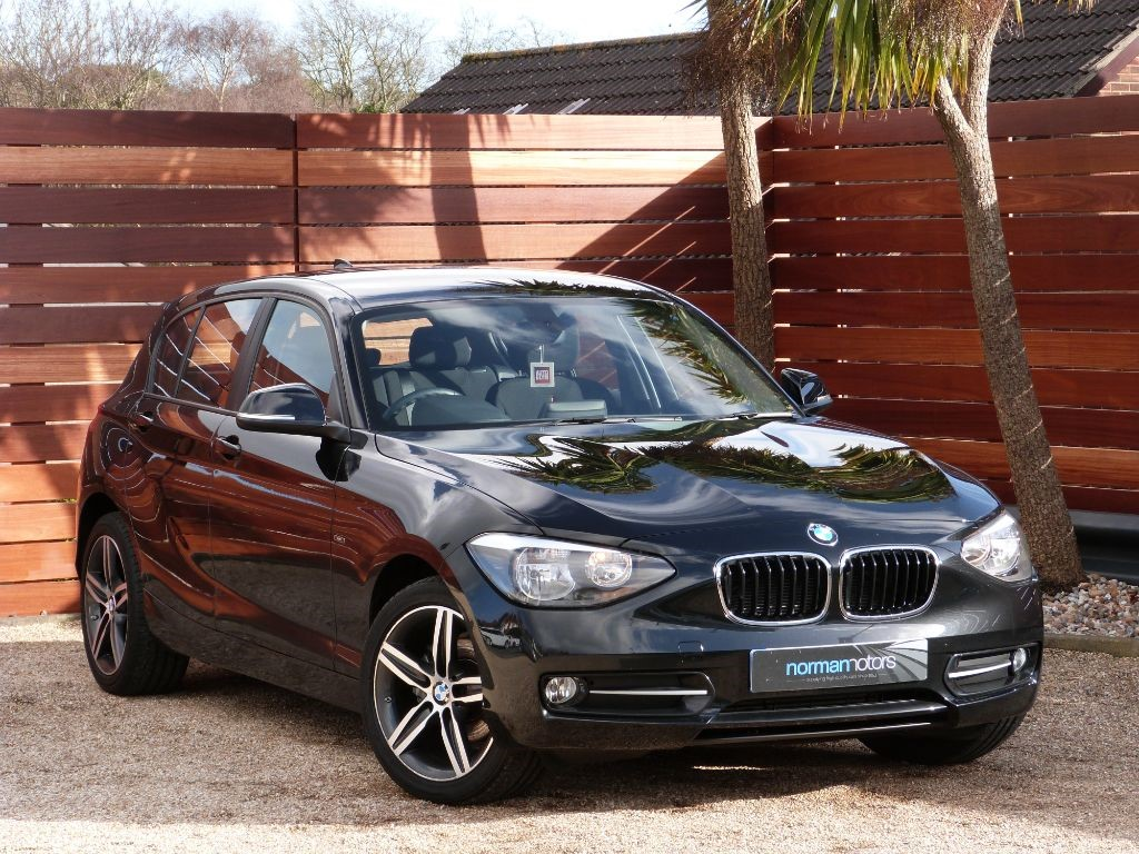 used black bmw 116i for sale dorset. Black Bedroom Furniture Sets. Home Design Ideas