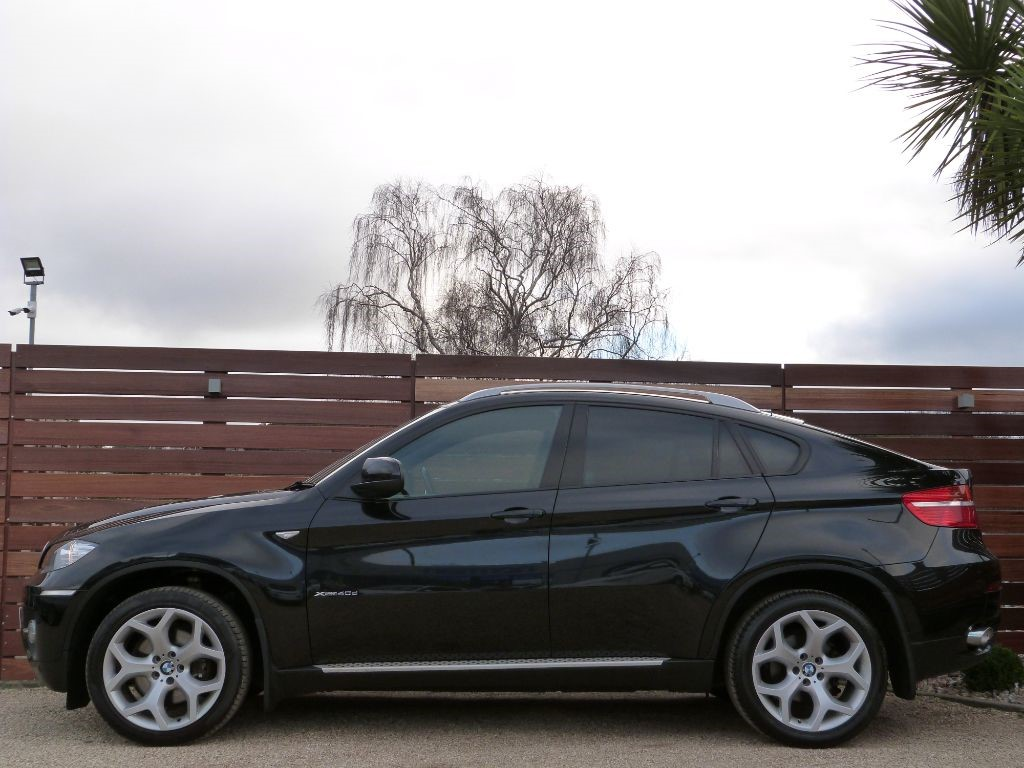 Used Black Sapphire Bmw X6 For Sale Dorset