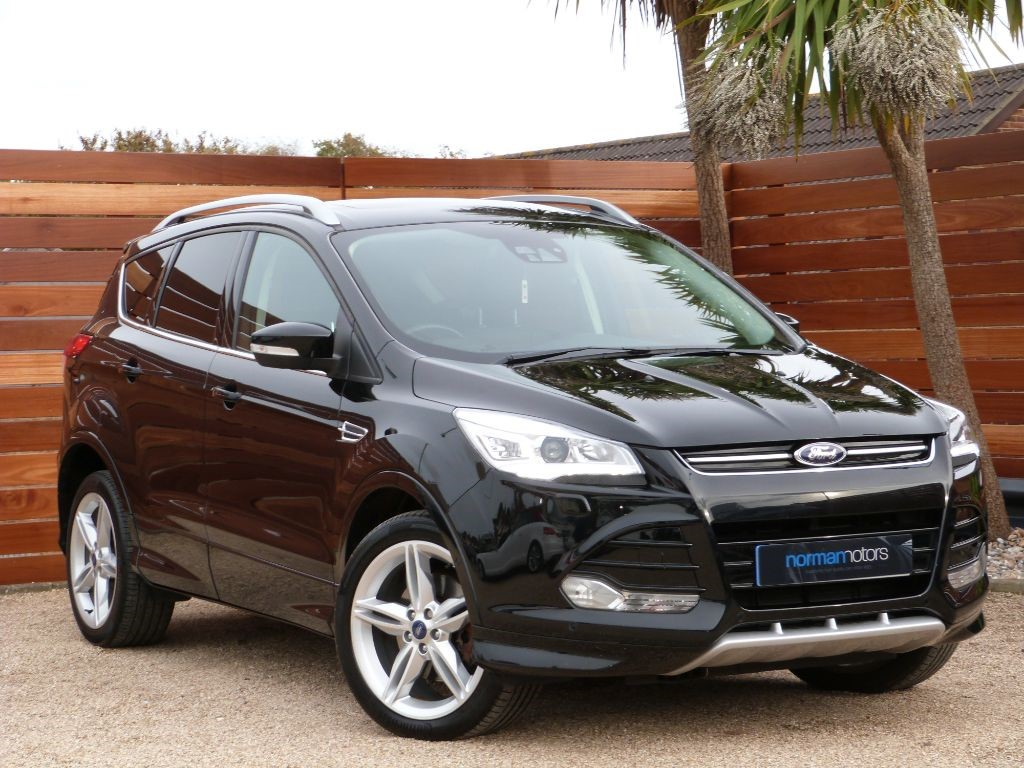 used panther black ford kuga for sale dorset. Black Bedroom Furniture Sets. Home Design Ideas