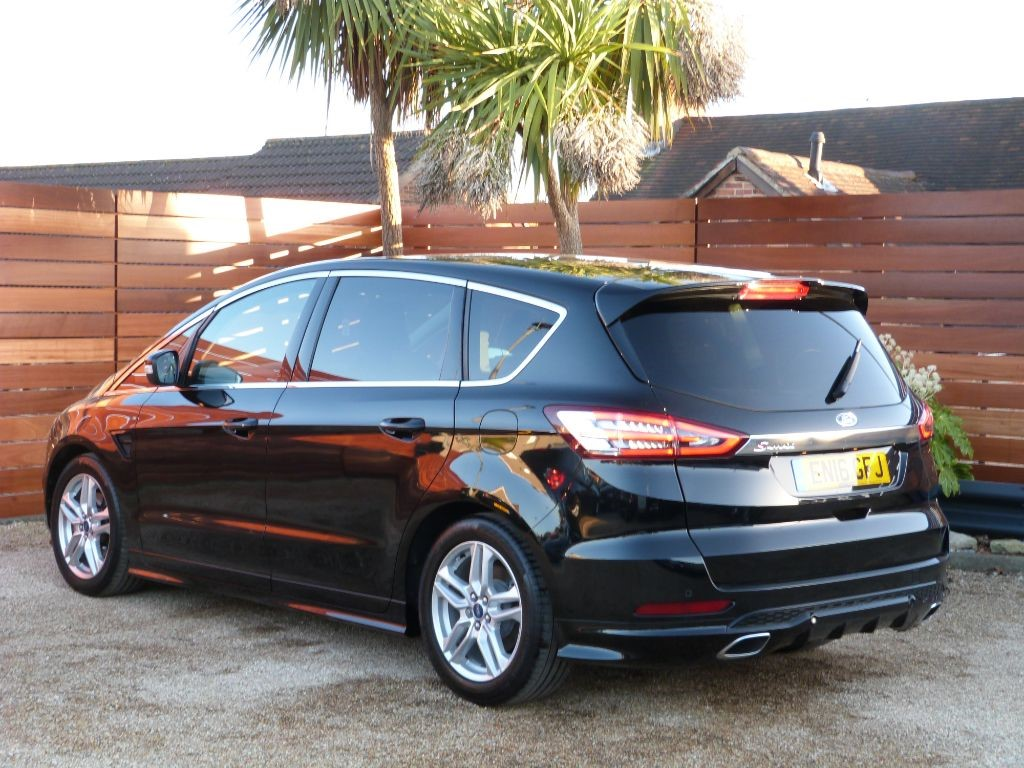 used black ford s max for sale dorset. Black Bedroom Furniture Sets. Home Design Ideas