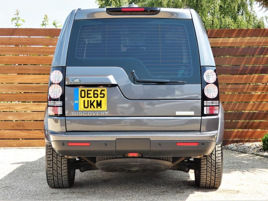 Used Corris Grey Land Rover Discovery for Sale | Dorset